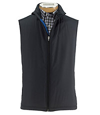 David Leadbetter Quilted Vest