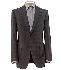 Joseph 2 Button Windowpane Sportcoat