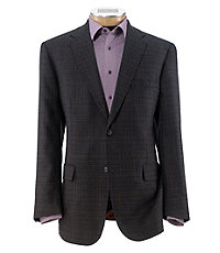 Joseph 2 Button Wool and Silk Sportcoat