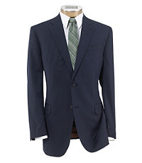 Joseph 2 Button Wool Suit with Plain Front Trousers.