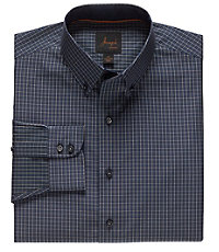 Joseph Long Sleeve Buttondown Collar Patterned Sportshirt
