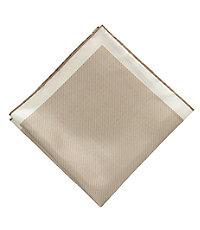 Oval Pattern Pocket Square
