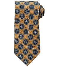 Signature Floral Medallions Tie