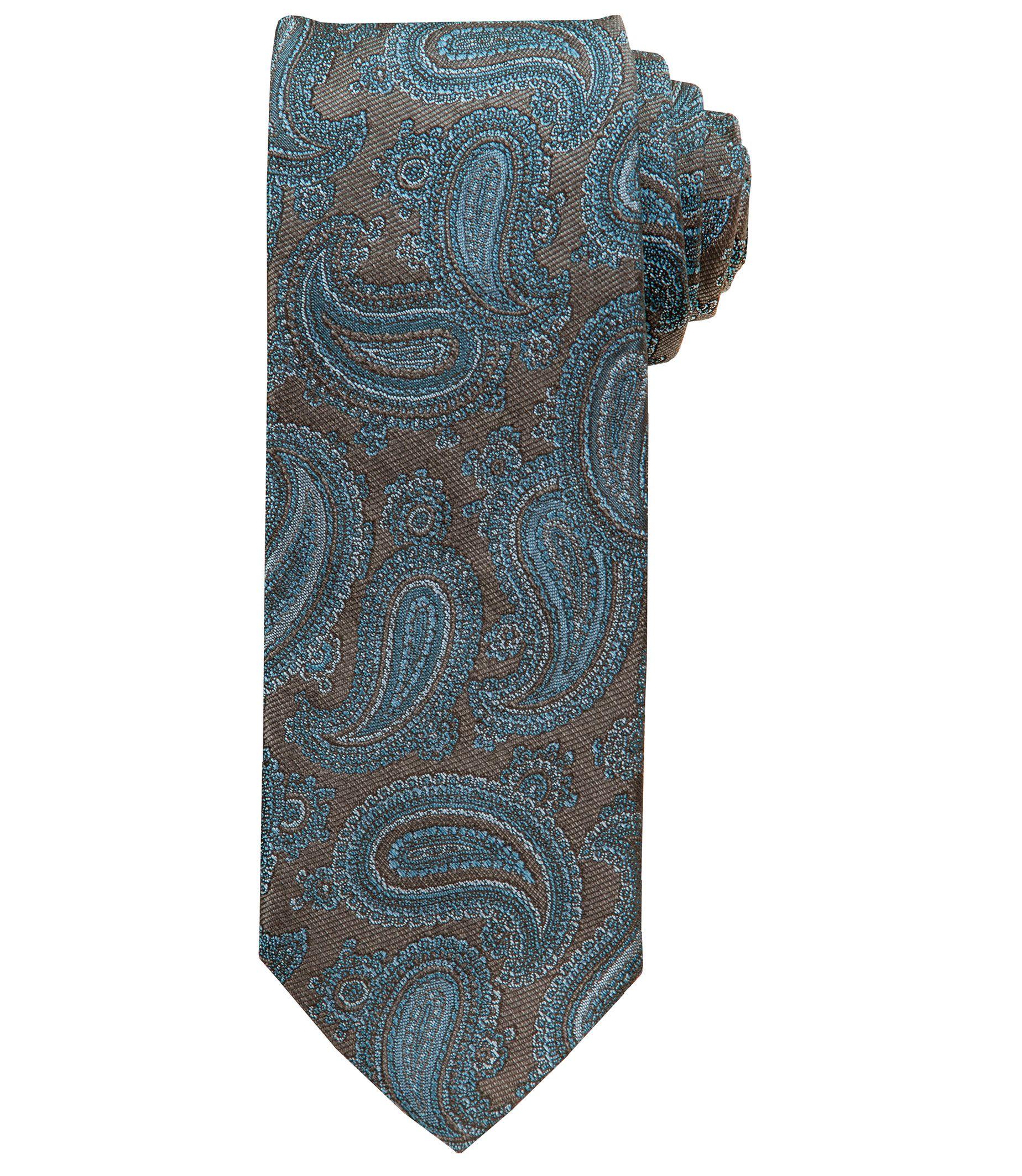 Joseph Large Pines Tie