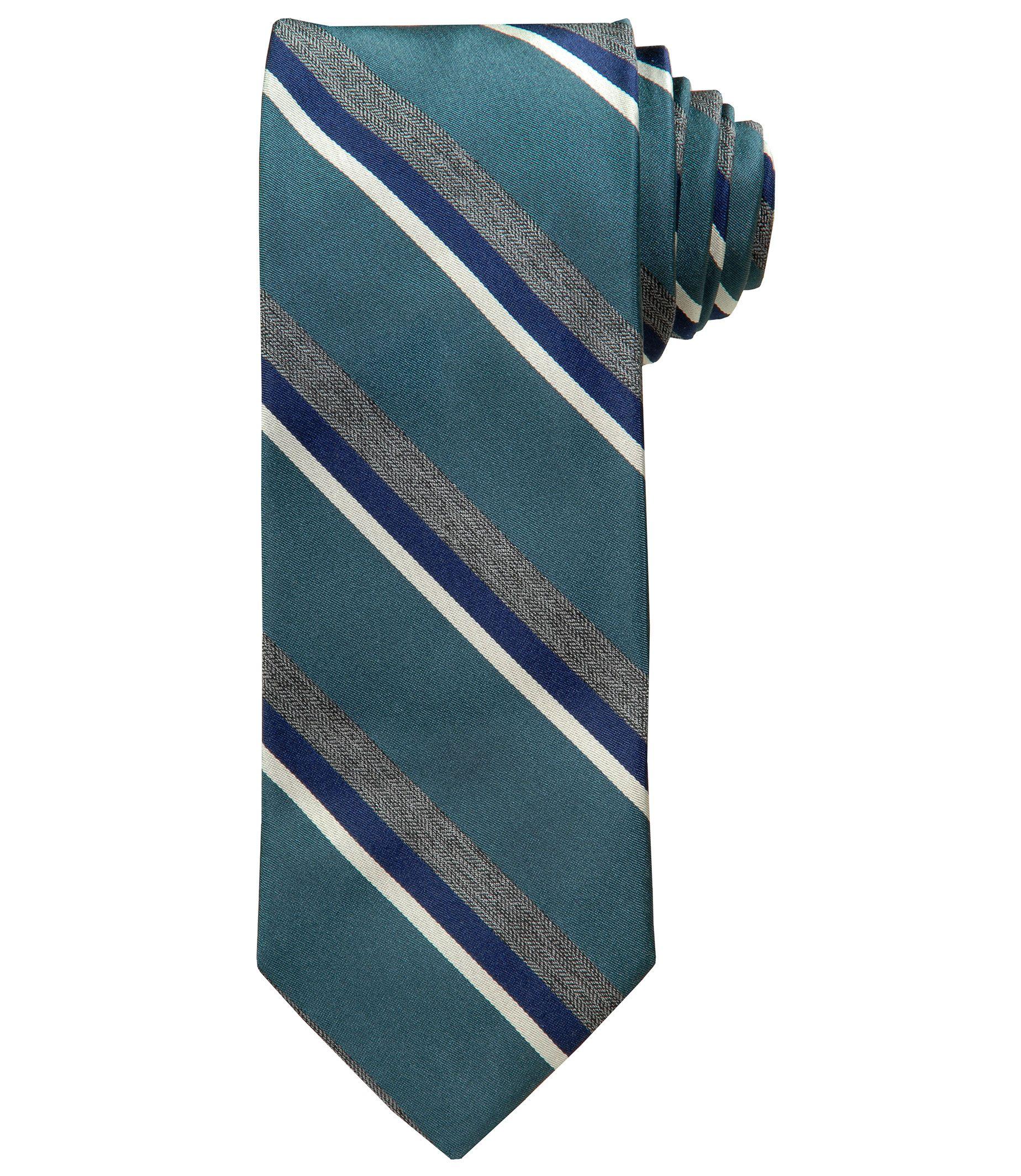 Joseph Satin and Melange Street Tie