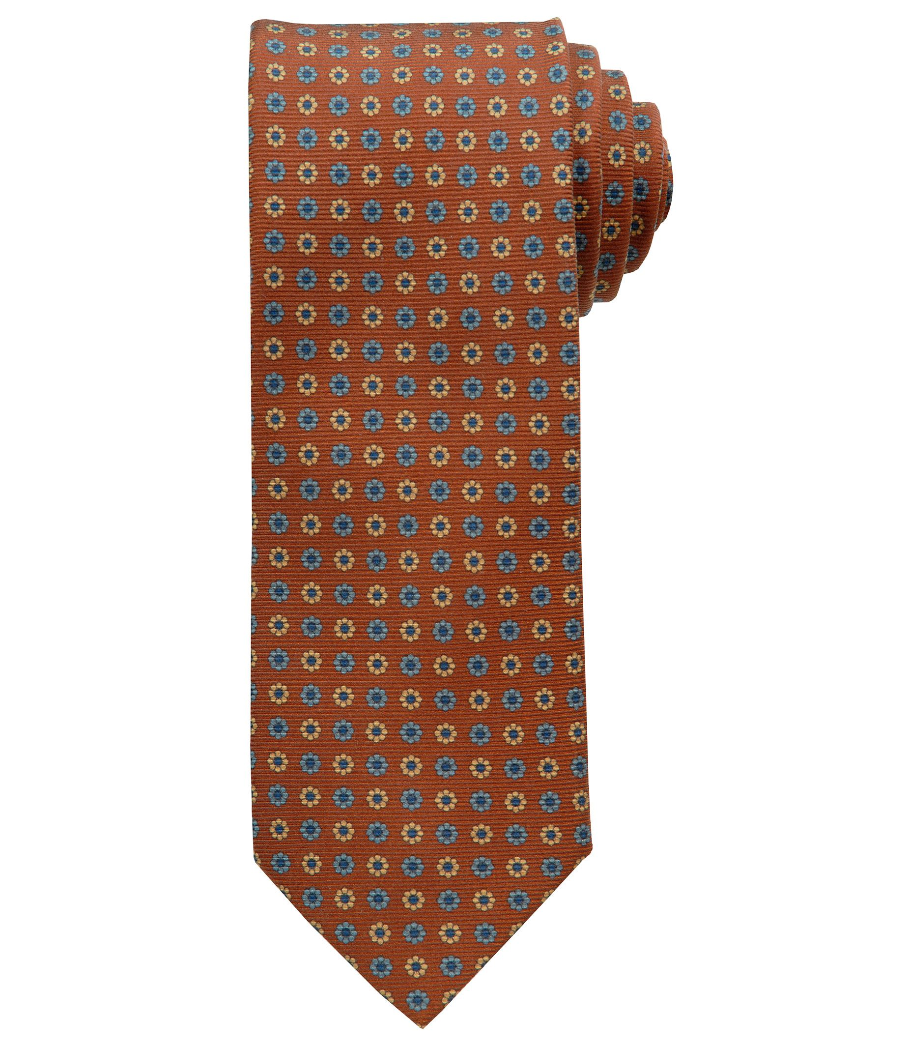 Heritage Collection Neat Floral Tie