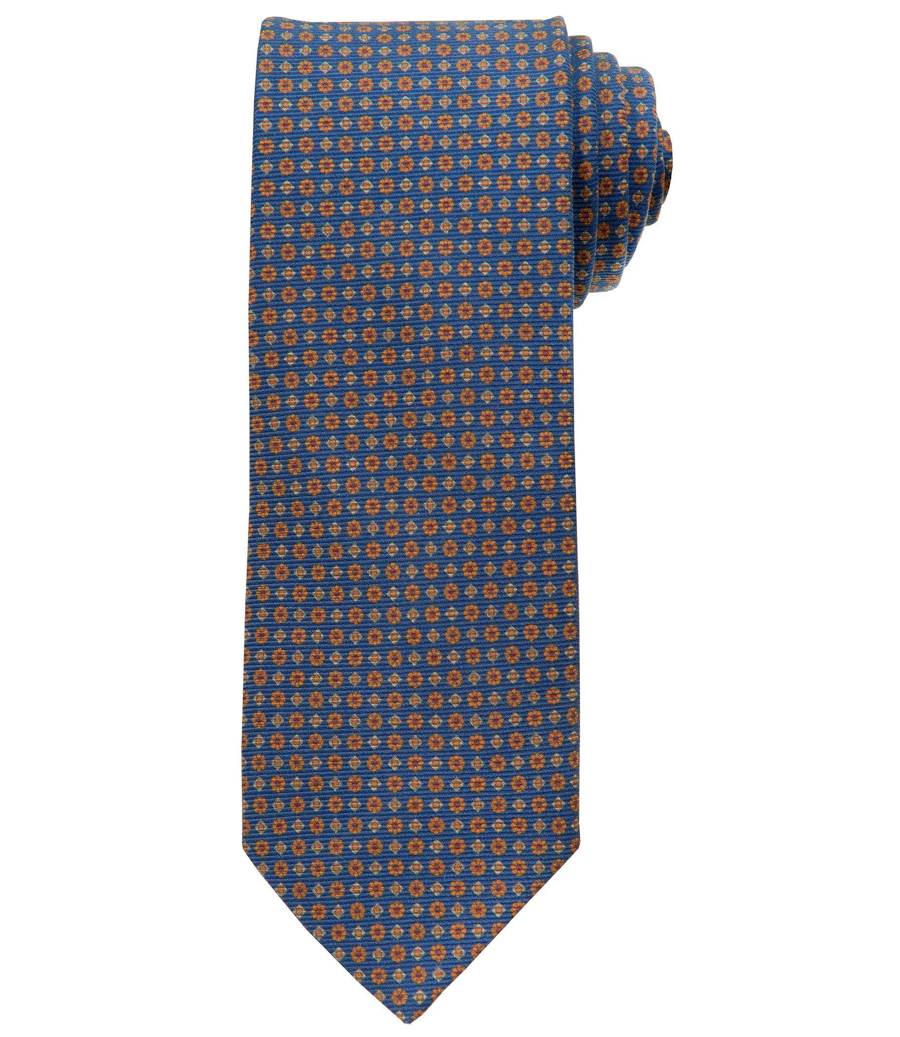 Heritage Collection Micro Neat Floral Tie