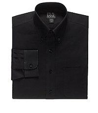 Factory Store Non-Iron Tailored Fit Buttondown Collar Dress Shirt