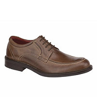Eubanks Moc Lace-up Shoe by Johnston and Murphy