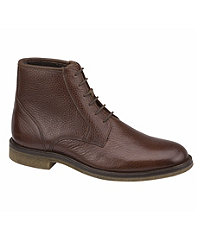 Copeland Shearling Boot by Johnston and Murphy