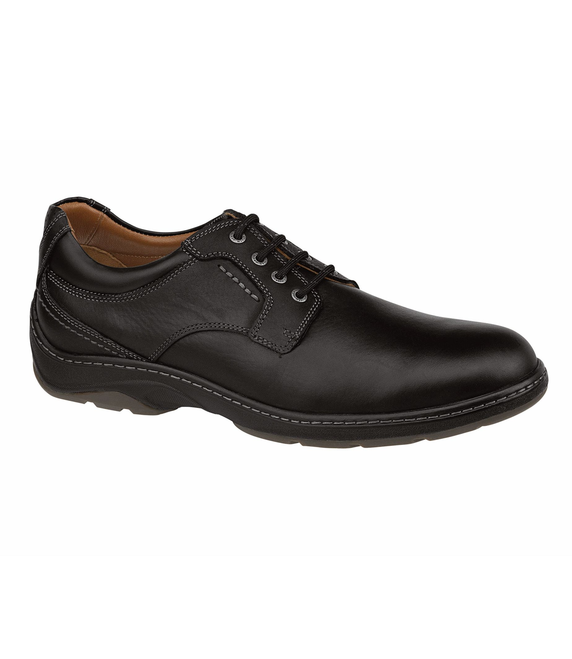 Fairfield Plain Toe Shoe by Johnston and Murphy