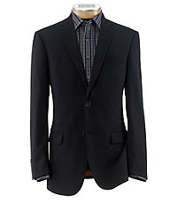 Joseph 2 Button Slim Fit Blazer- Black