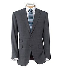Joseph 2 Button Tailored Fit Suit with Plain Front Trousers