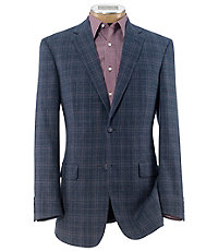 Traveler Wool Tailored Fit 2-Button Sportcoat