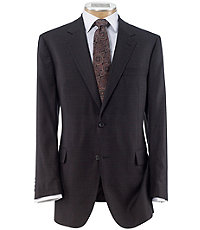 Signature Imperial 2 Button Silk/Wool Sportcoat Tailored Fit Extended