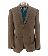 Jos. A. Bank Mens Joseph 2-Button Slim Fit Sportcoat (Grey)