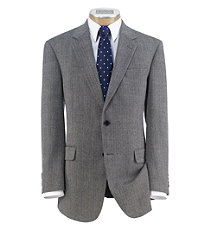 Executive 2 Button Fleece Rich Sportcoat Big or Tall