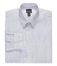 Travelers Slim Fit Point Collar Dress Shirt