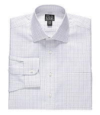 Travelers Slim Fit Spread Collar Dress Shirt