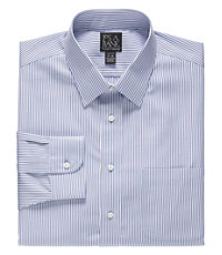 Travelers Big and Tall Spread Collar Dress Shirt