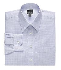 Factory Store Non-Iron Spread Collar Dress Shirt