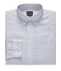 Factory Store Non-Iron Tailored Fit Button Down Dress Shirt