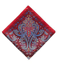 Mosiac Tapestry Pocket Square