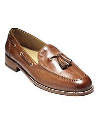Brady Belgian Tassel Shoe by Cole Haan