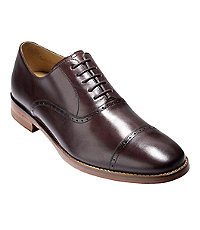Cambridge Captoe Oxford Shoe by Cole Haan