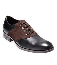 Copley Saddle Oxford by Cole Haan