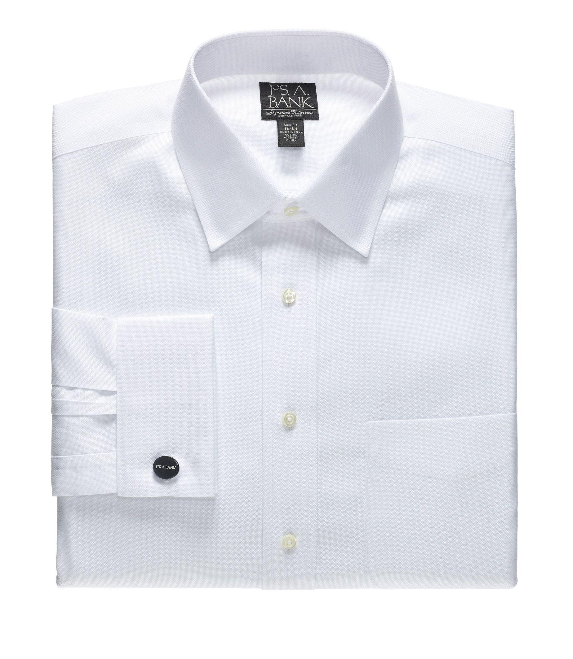 Oxford Dress Shirt White