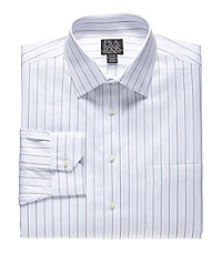 Signature Wrinkle-Free Spread Collar Dress Shirt