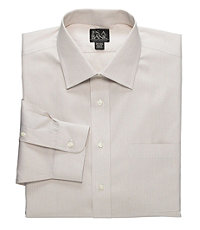 Factory Store Non-Iron Tailored Fit Spread Collar Dress Shirt