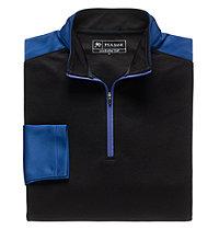 David Leadbetter Golf Half Zip Sweaters