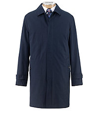 Executive Three-Quarter Length Raincoat
