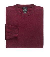 Pure Finish Cashmere Crew Sweater Big and Tall