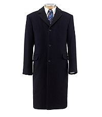 Signature Full Length Topcoat Extended