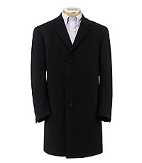 Signature Cashmere Three-Quarter Length Topcoat