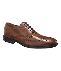 Calvert Wing Tip Shoe by Joseph A. Bank