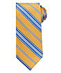 Executive Thin Alternating Stripe Tie