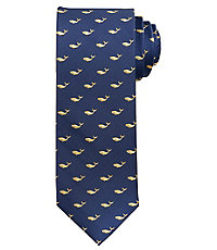 Heritage Collection Whales Tie