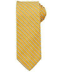Heritage Collection Thin White Stripe Tie
