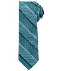 Joseph Slim Alternative Thin Stripe Tie