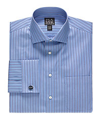 Executive Tailored Fit Cutaway, French Cuff Dress Shirt