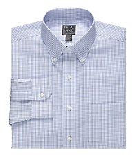 Traveler Slim Fit Button Down Dress Shirt