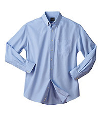 Traveler Traditional Fit Button Down Dress Shirt