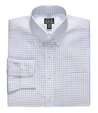 Traveler Tailored Fit, Button Down Dress Shirt
