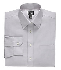 Traveler Tailored Fit, Point Collar Dress Shirt