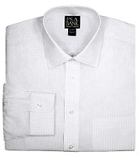 Traveler Slim Fit, Spread Collar Dress Shirt