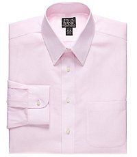 Traveler Slim Fit, Point Collar Dress Shirt